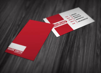 Business Card by omegadesigns