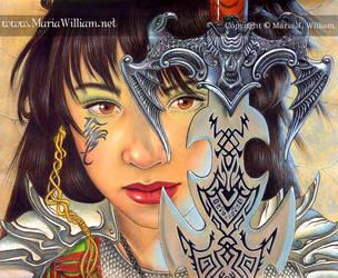 Velvet and Steel by sijeney by ArtistsJointClub