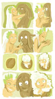 The origin of Puffle