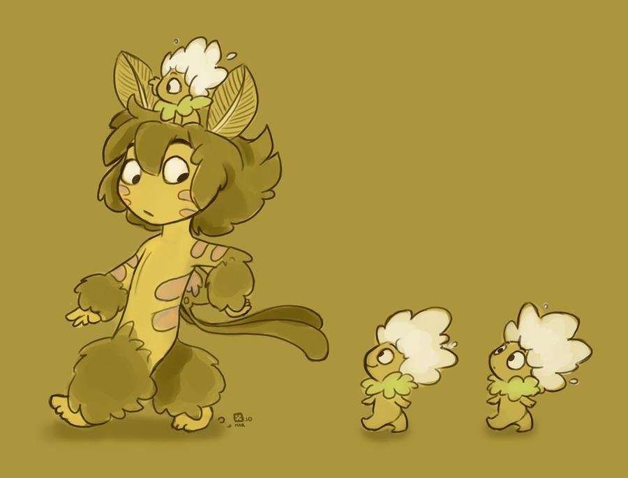 Moffs Puffle Army by StressedJenny