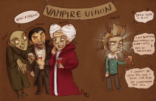 Obligatory Twilight bash.