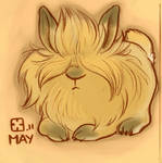 Lion Mane Rabbit