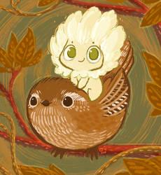 Puffle and Wren