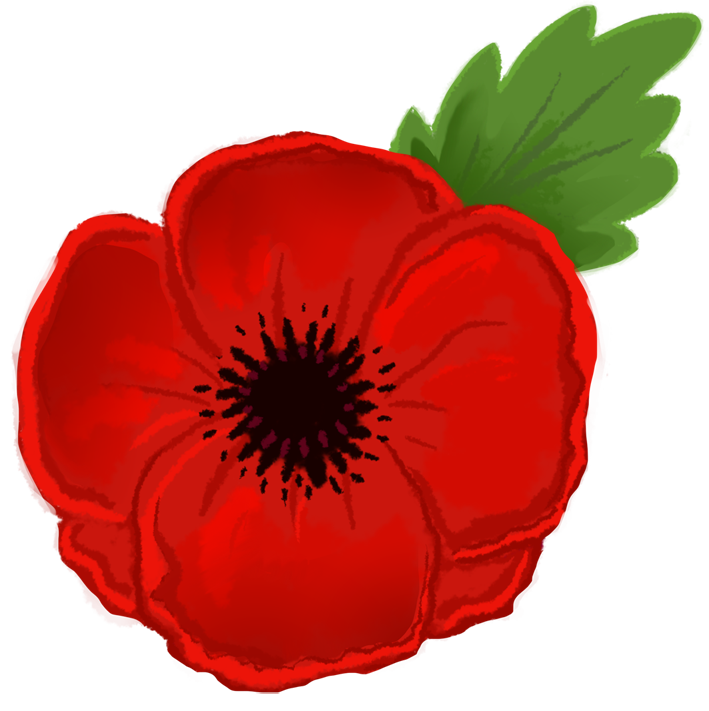 Wear A Poppy By Stressedjenny On Deviantart