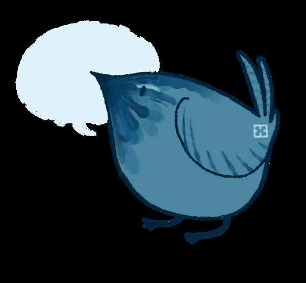 Twitter Wren by StressedJenny