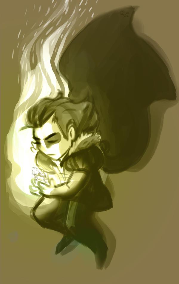 Magic by StressedJenny