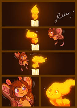 Moth and the Flame 1