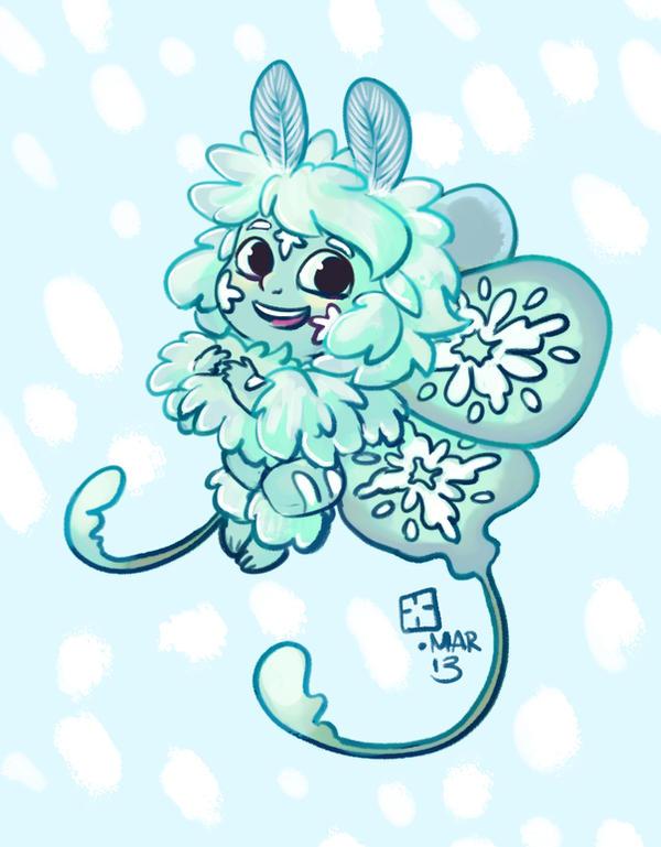 Snow Moff by StressedJenny