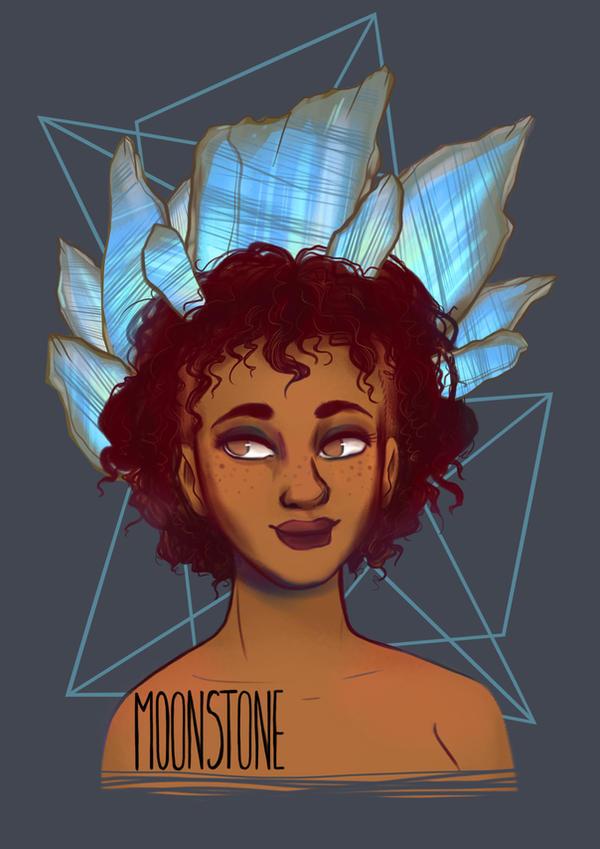 Birthstones: Moonstone