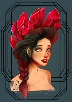 Birthstones: Ruby
