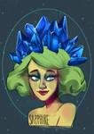 Birthstones: Sapphire