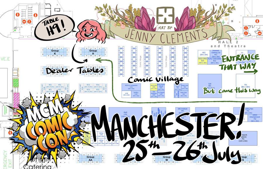 Manchester2015 by StressedJenny