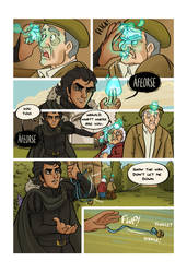 Mias and Elle Chapter1 pg13 by StressedJenny