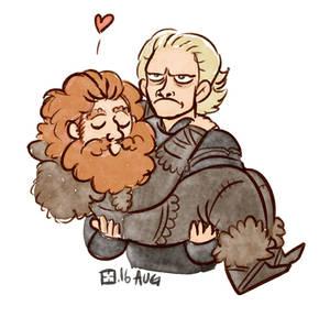 Brienne x Tormund