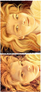 Self Portrait Practice