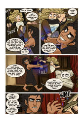 Mias and Elle Chapter3 pg16 by StressedJenny