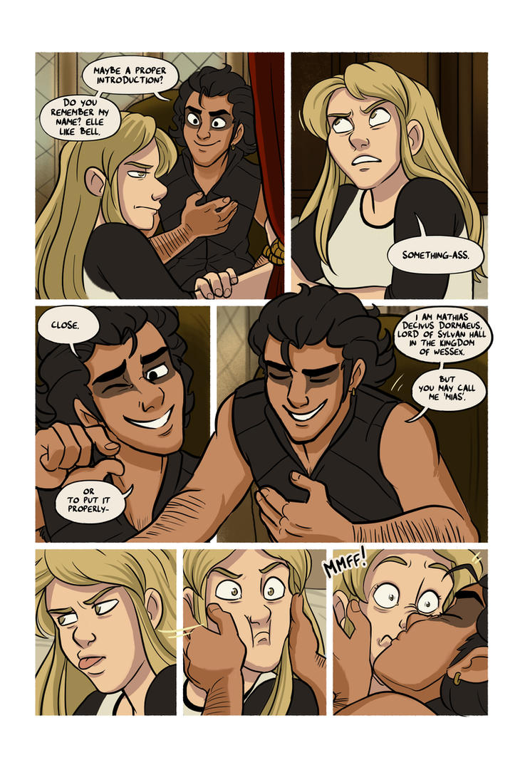 Mias and Elle Chapter3 pg30 by StressedJenny