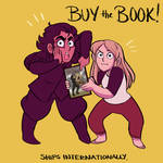 Buy the Book! by StressedJenny
