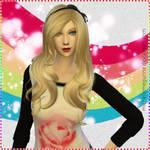 Michelle Megurine [Sims 4 Version]