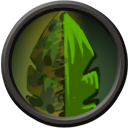 Kaiju-A-GoGo Ability Icons -Shrubby 01 by mosobot64