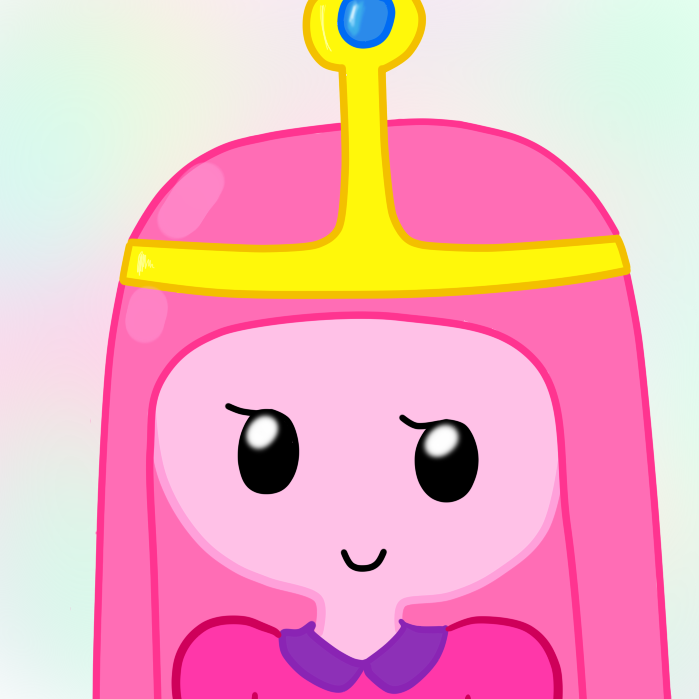 Princess Bubblegum By El Derp