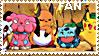 Pokemon Stamp by JamesBondageXD