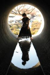 Beyond the darkness by TatteredSiren