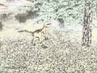 Carnivores 2 - Allosaurus sensing