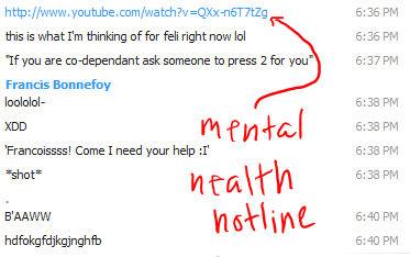 Mental Health Hotline