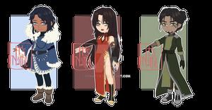 [CLOSED] Avatar Adopts 0/3