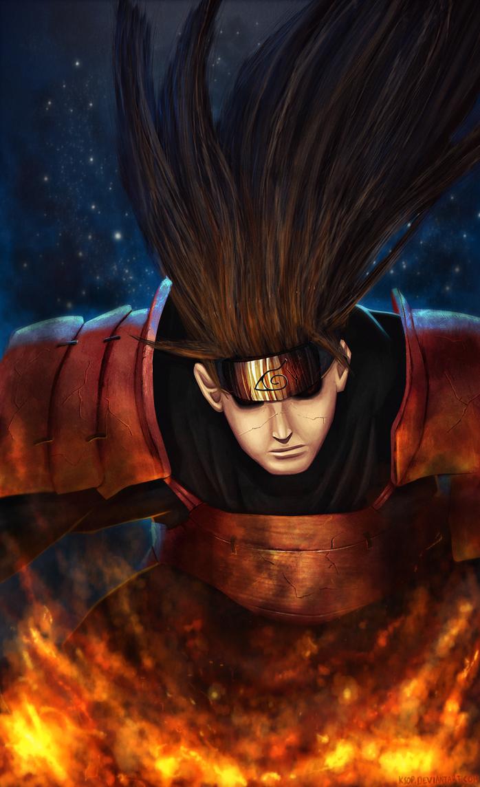 Naruto 627 Hashirama by ksop