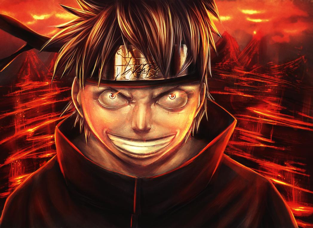 One Piece/Naruto fanart by ksop