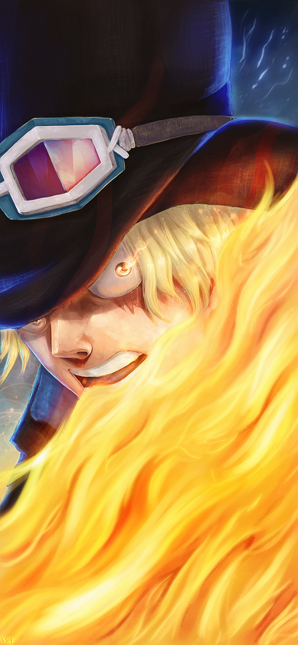 Sabo 792 one piece by ksop