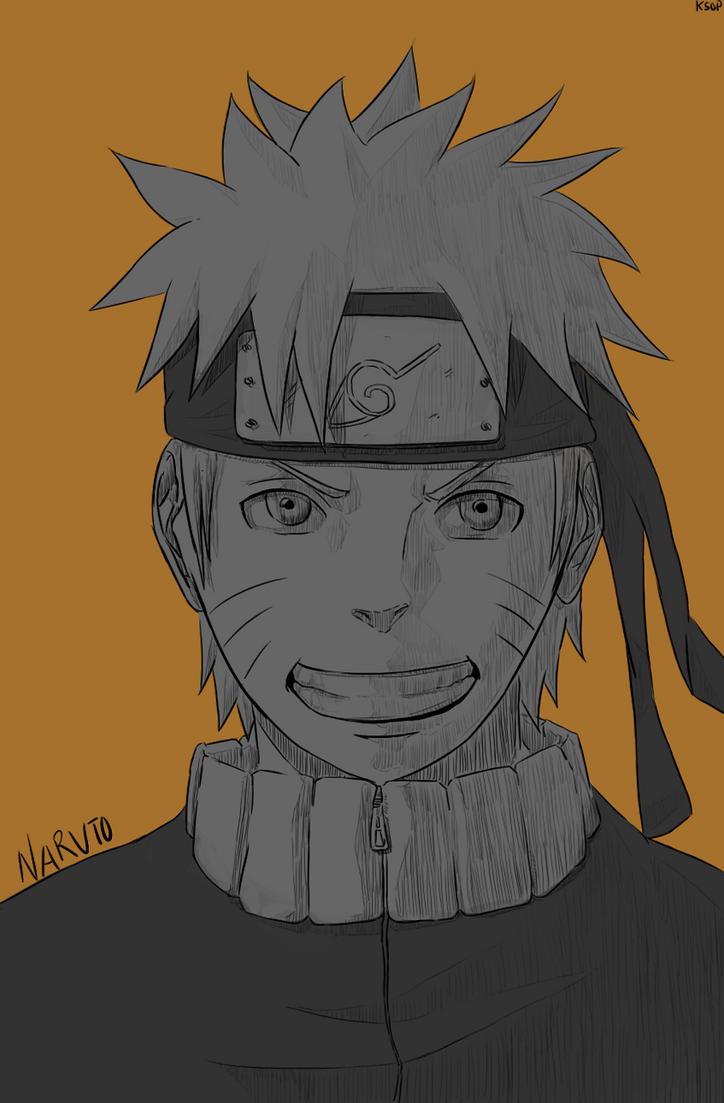 Naruto Uzumaki -1 by ksop