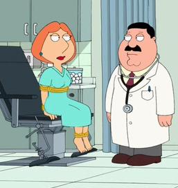 Lois' Exam by BlackJackMacBastard