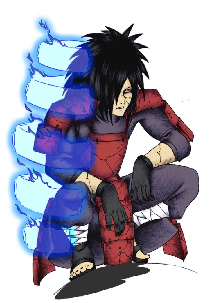 Madara Uchiha by dude6667