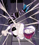 Itsy Bitsy Spider by Skelebomb