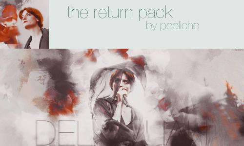 THE RETURN by poolichoo