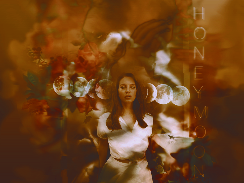 Honeymoon - Wall by poolichoo