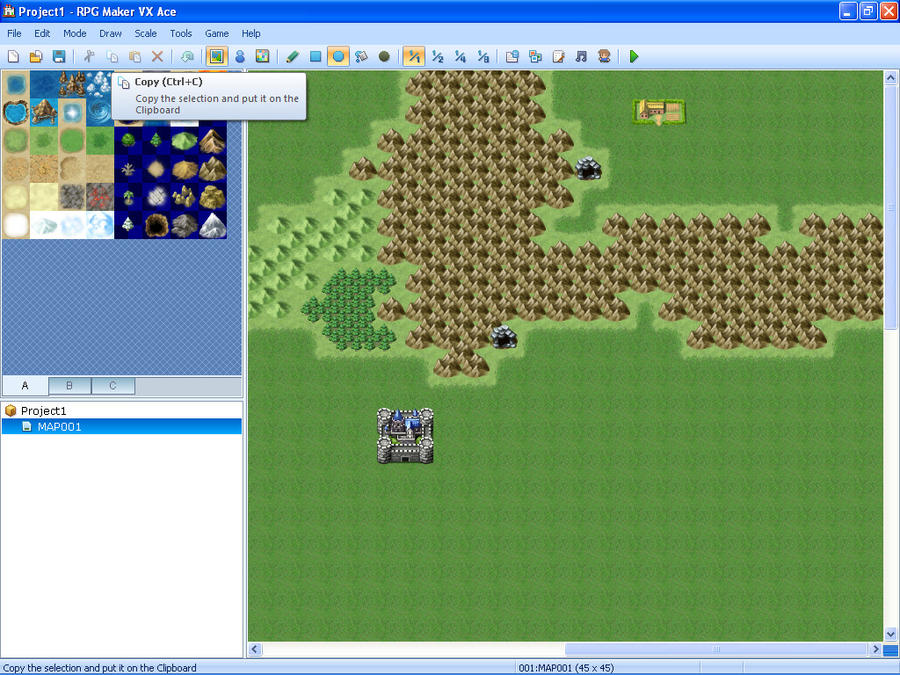 World map rpg maker ace