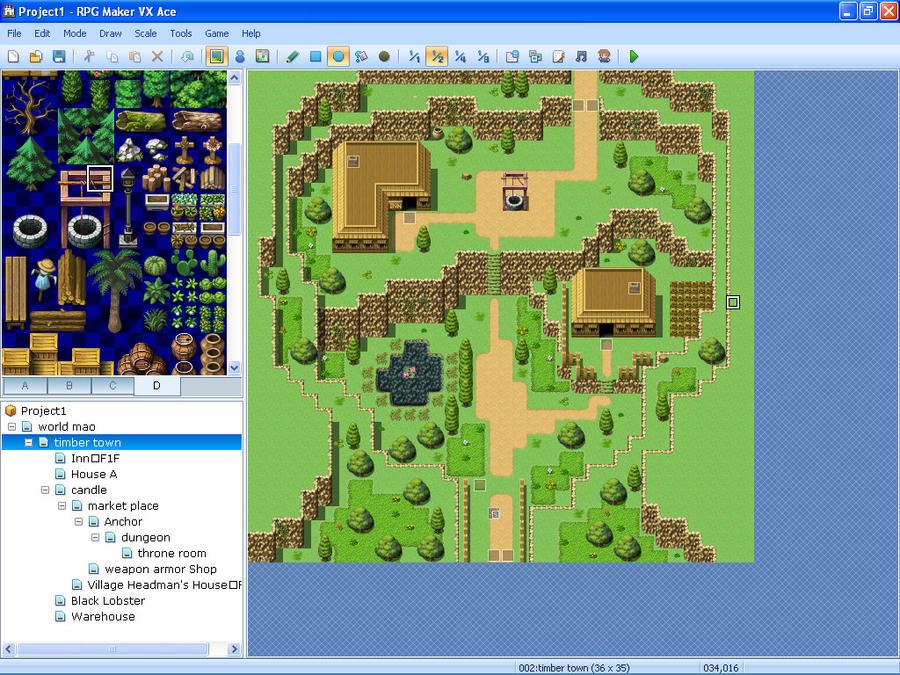 RPG maker VX Ace - area map by novadragon1000 on DeviantArt