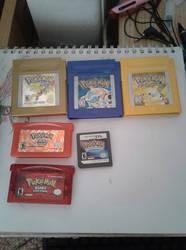 Nintendo - Pokemon by novadragon1000