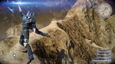 FF XV screencap by novadragon1000