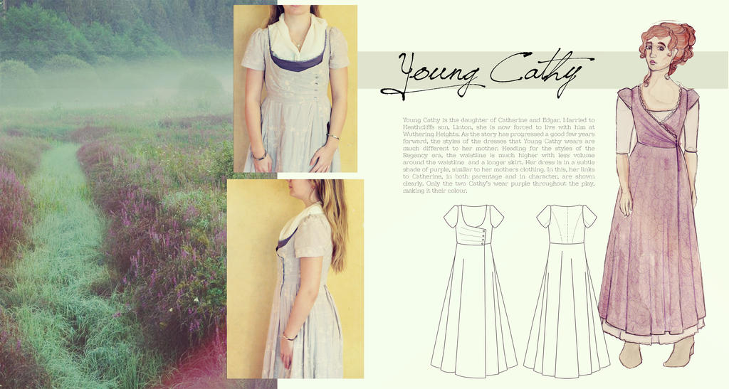 Wuthering Heights Designs: Young Cathy by Rachyf1