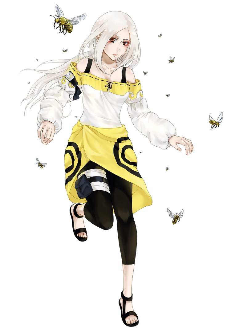My Naruto Oc S By Inconcabille On Deviantart