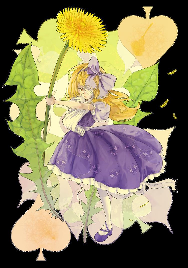 dandelion by gehirnkaefer