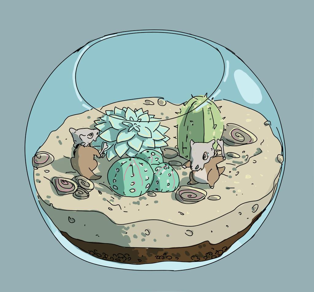 terrarium by gehirnkaefer