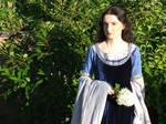 Sunset on Middle-earth (Arwen - Requiem dress #15)