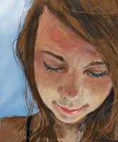 NatalieArman's Portrait (DrawPLZ) by TakoOoyaki