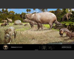 Pleistocene (South America) by Rom-u